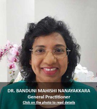 Dr. Banduni Mahishi Nanayakkara